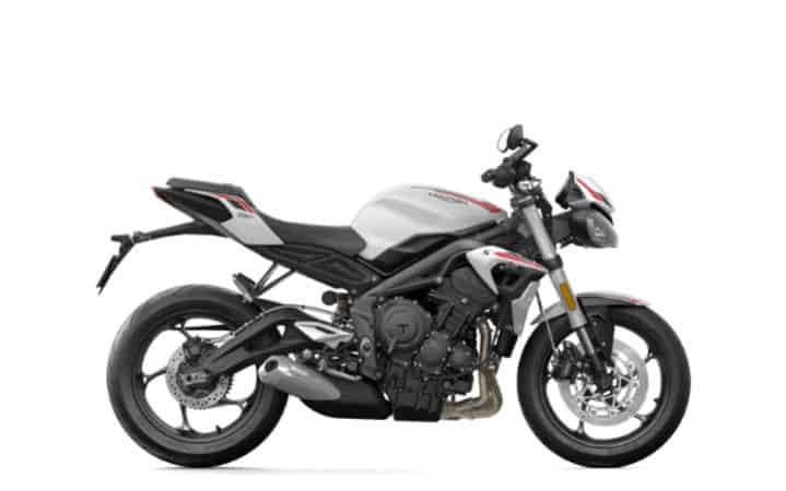 Triumph Street Triple R Low